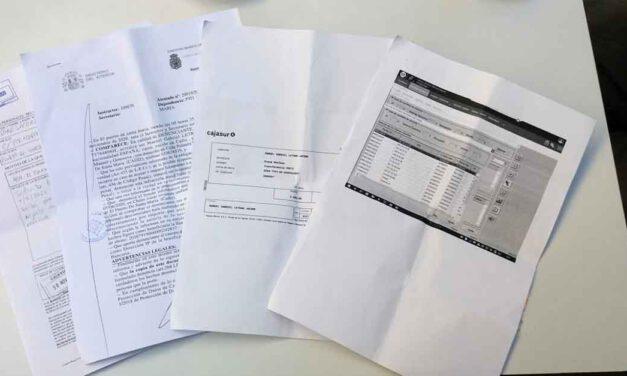 Denuncian una estafa de 3.000 euros a través de una transferencia bancaria