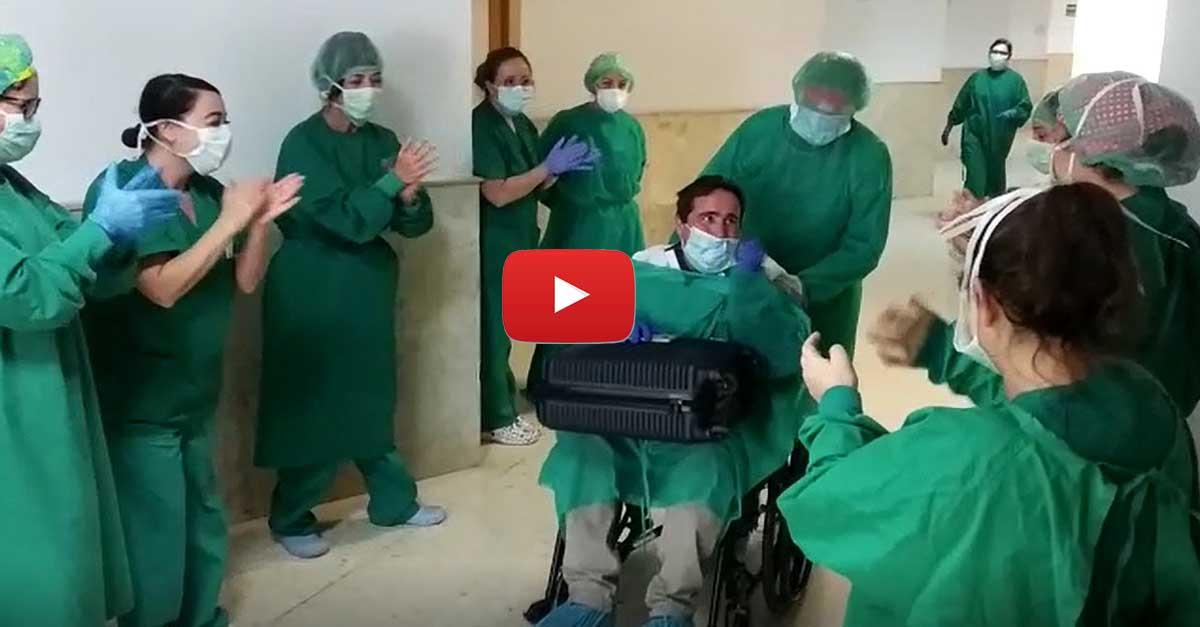 Primeras dos altas hospitalarias por coronavirus en El Puerto
