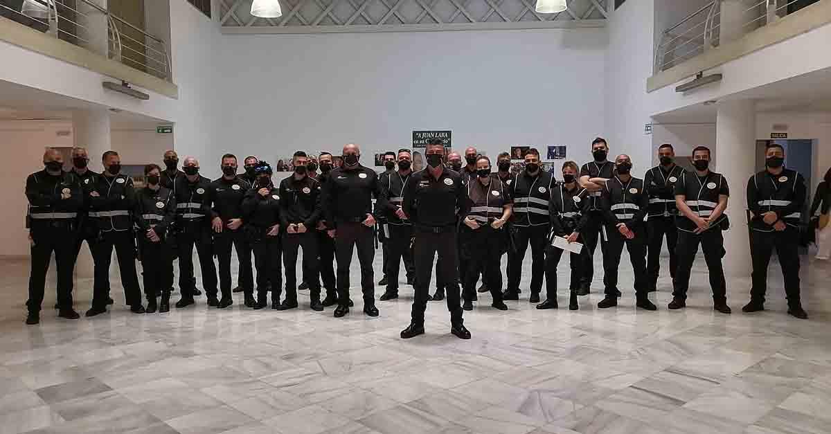 El PSOE destaca la importante labor de los vigilantes privados durante la Motorada