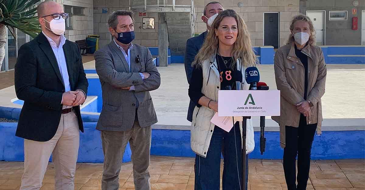 La Junta pondrá en marcha un centro de excelencia deportiva en Puerto Sherry