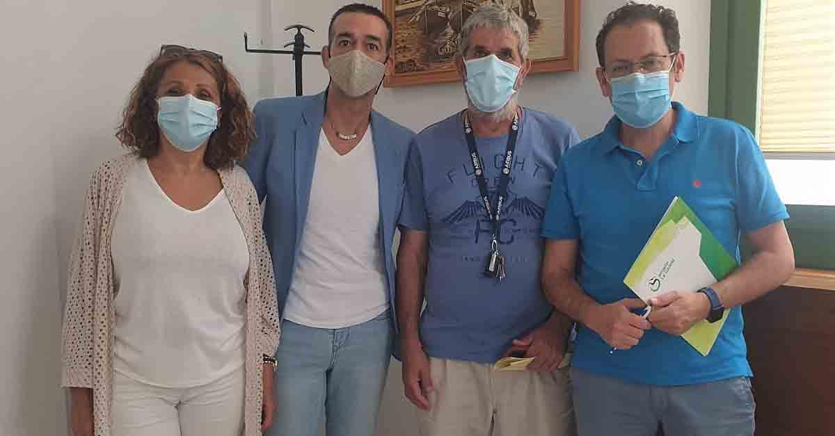 El Ayuntamiento de El Puerto organizará una exposición pictórica para recaudar fondos para La Gaviota