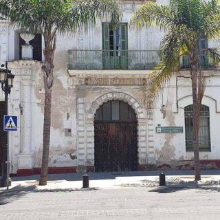 Betilo prepara una campaña en defensa del antiguo hospital de San Juan de Dios