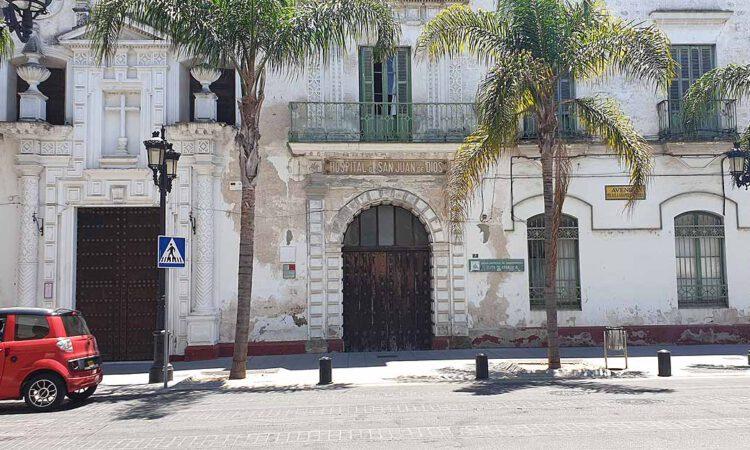 Nueva visita guiada a la capilla del antiguo Hospital de San Juan de Dios, el sábado 17