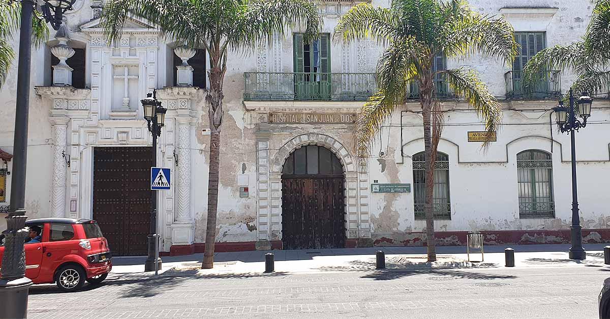 El viejo hospital