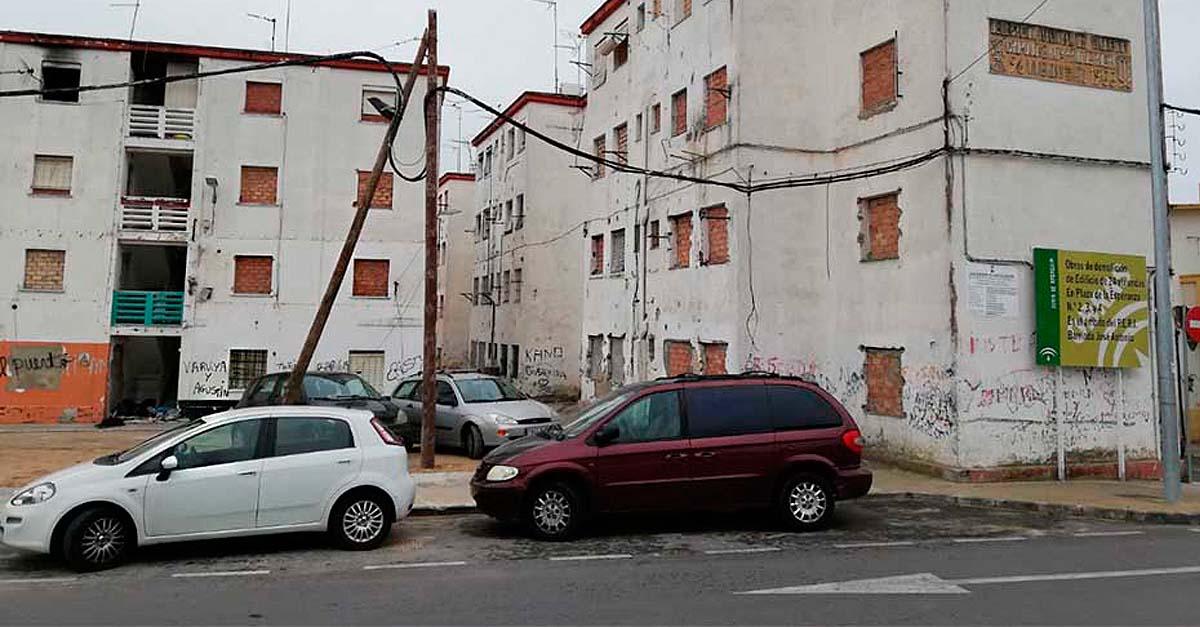 Desmantelado un punto de venta de cocaína y heroína en la barriada de José Antonio