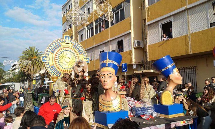 """El Gobierno aconseja las cabalgatas de Reyes """"estáticas"""""""