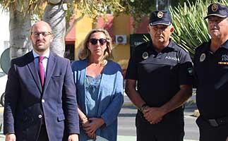 La Policía Local de El Puerto estrena nuevo uniforme