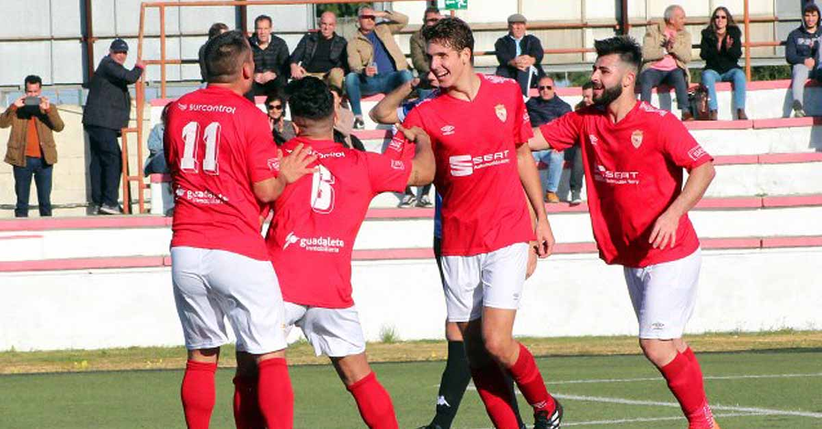 Victoria del Racing Club Portuense en su regreso al Cuvillo