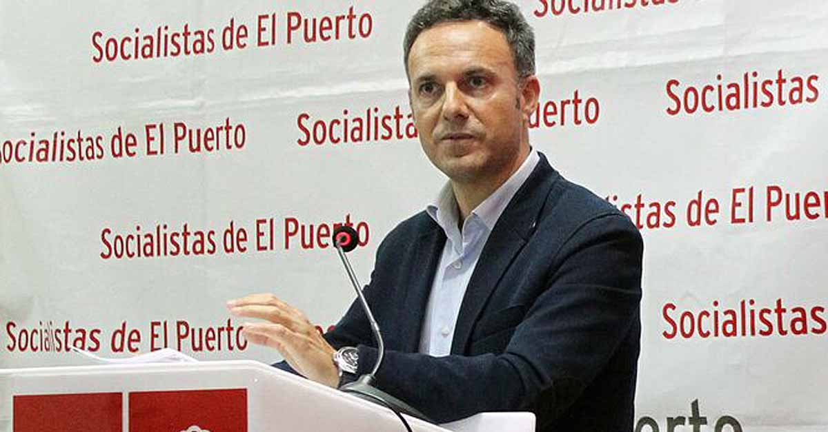El PSOE lamenta que la Junta abandone el sendero peatonal del Guadalete
