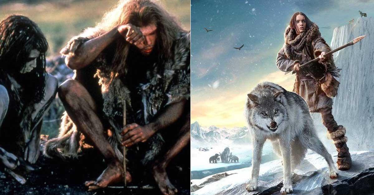 La Prehistoria en el cine