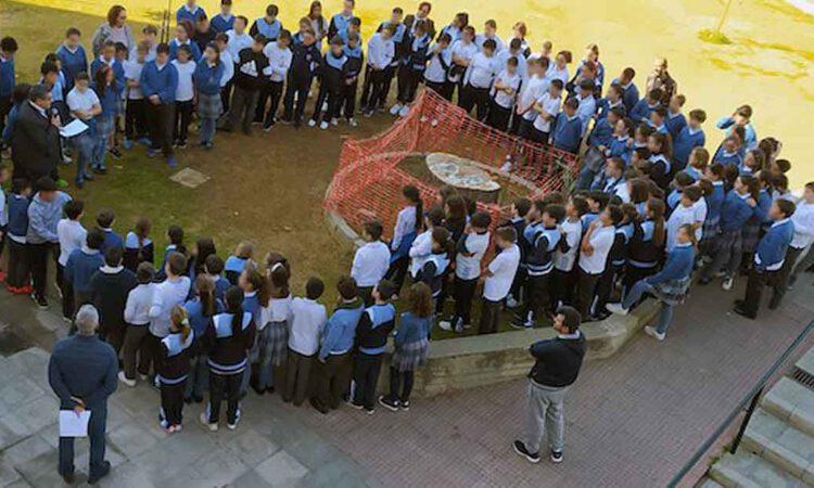 SAFA San Luis se despide de la araucaria