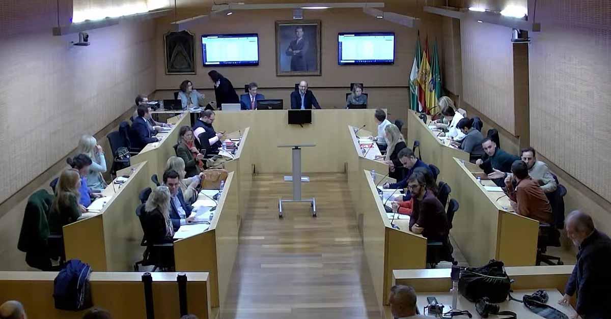 El Ayuntamiento pone en marcha un repositorio web para los miembros del pleno