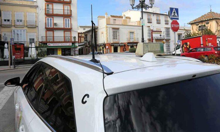 Fallece un taxista en El Puerto arrollado por su propio vehículo