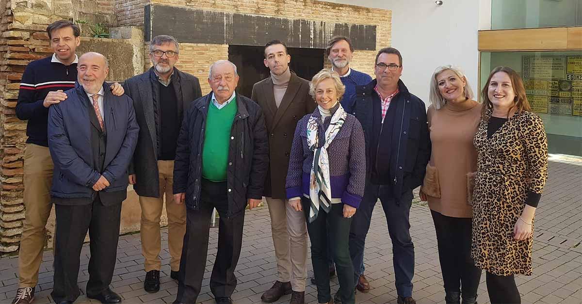 David Calleja mantiene una reunión con la XXI Bienal de Flamenco de Sevilla