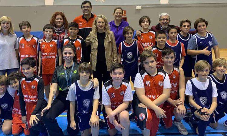 Más de 500 escolares participan esta semana en los Juegos Deportivos Municipales