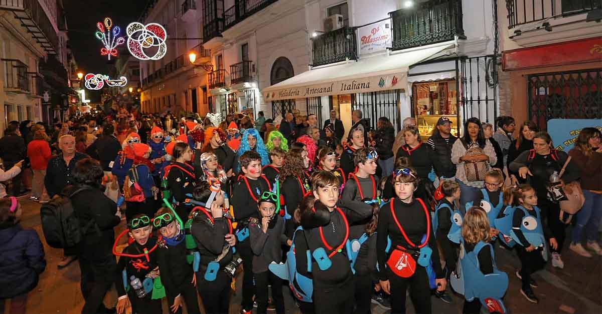 El Carnaval vuelve a El Puerto en febrero