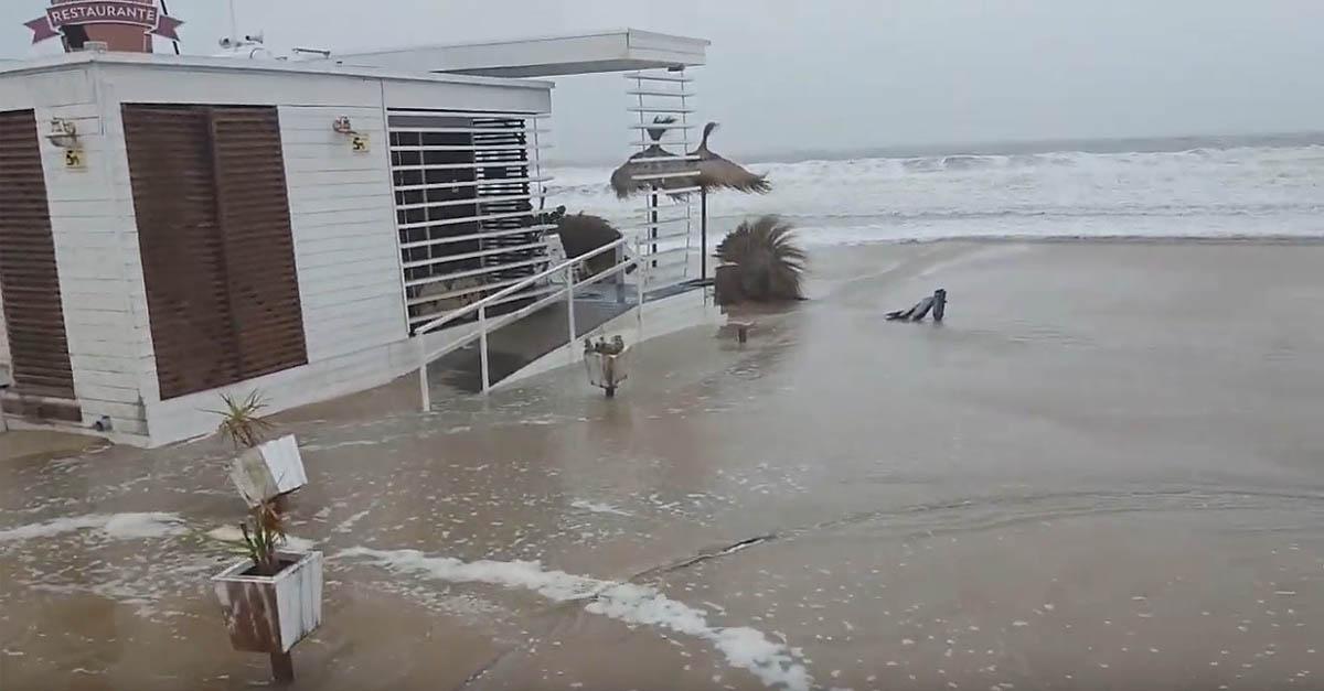 El Puerto debate la elaboración de un Plan de Contingencia ante el riesgo de tsunamis