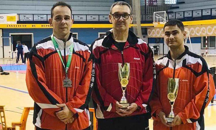 Buenos resultados del Lee Puerto en el campeonato de Andalucía sub 21 y Máster