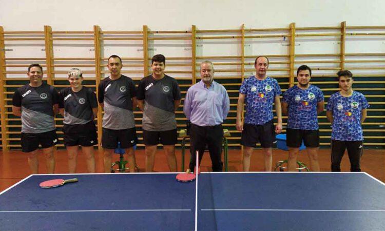 El CTM Portuense vence a la Asociación Deportiva Cáceres y se sitúa segundo