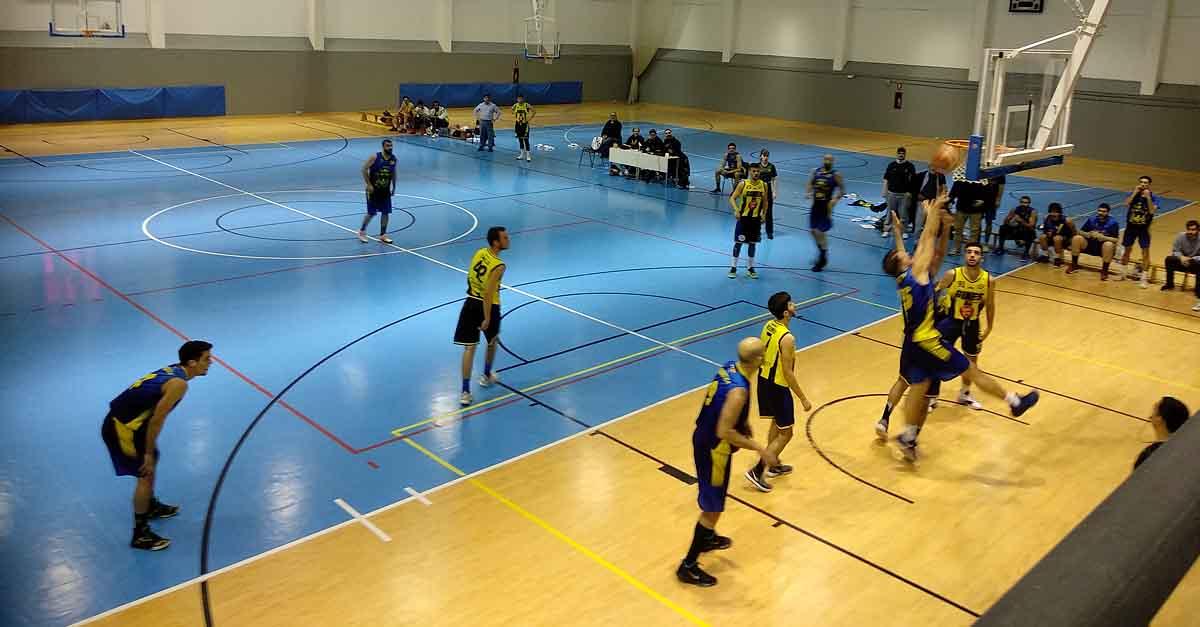 La Gymnástica Portuense vence en casa