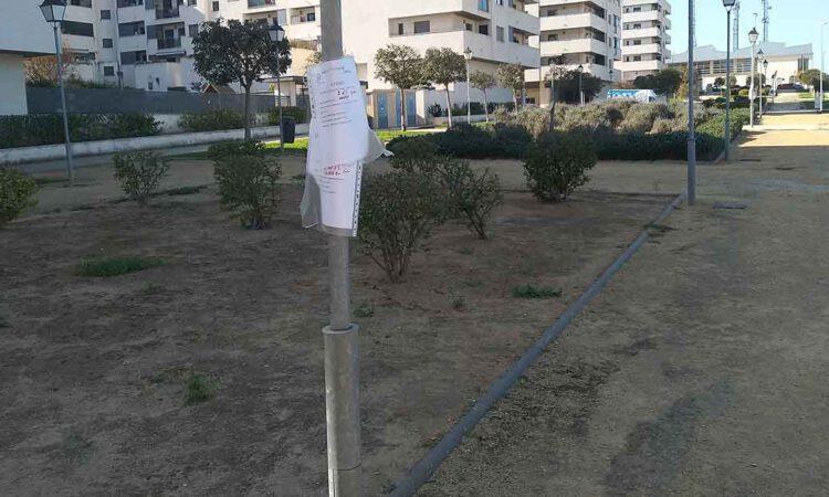 Ecologistas en Acción denuncia el uso de glifosato en la ciudad