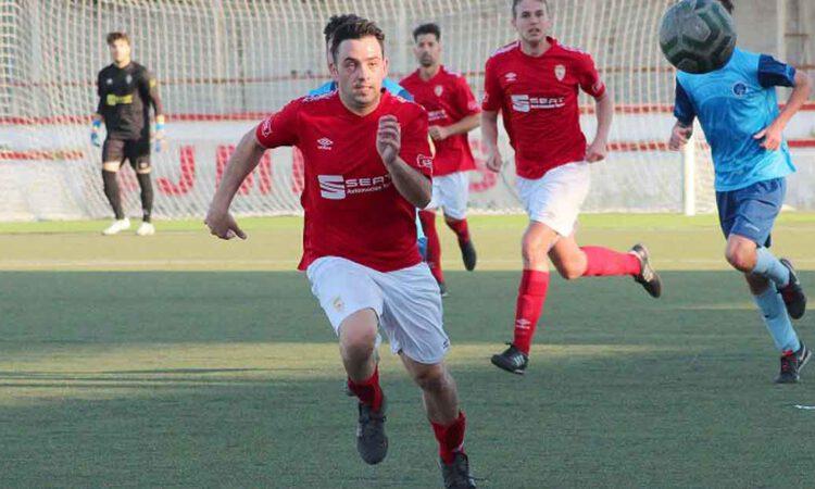 El Racing Portuense vence por la mínima al CD Alcalat FC con un tanto de Kike