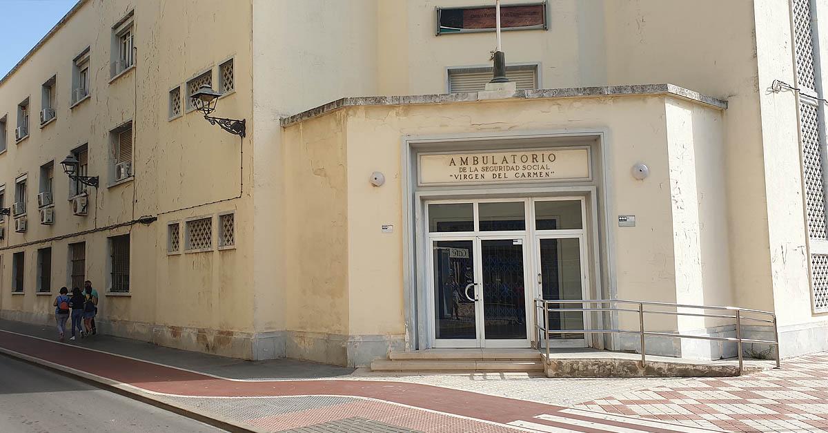 Los centros sanitarios de El Puerto solo atenderán con cita previa