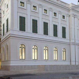 El Ayuntamiento de El Puerto ilumina esta noche su fachada por el Día Mundial del Duelo Perinatal