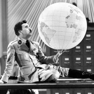 Sátiras sobre Hitler: Jojo Rabbit y Chaplin