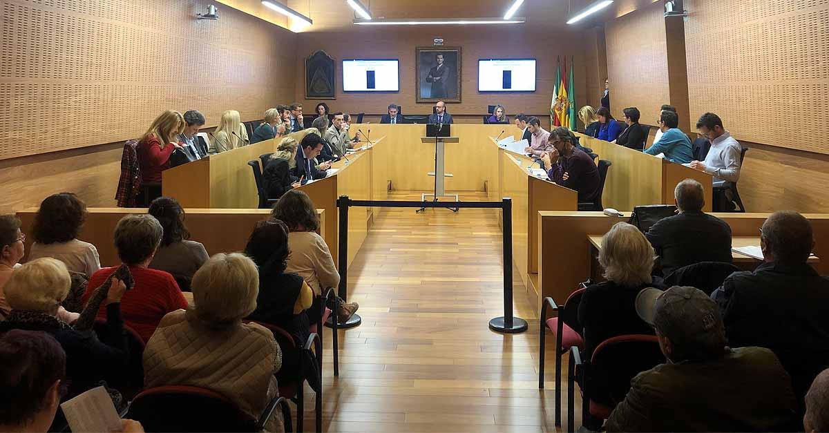 El Ayuntamiento defiende el empleo de los trabajadores de Airbus en el Pleno