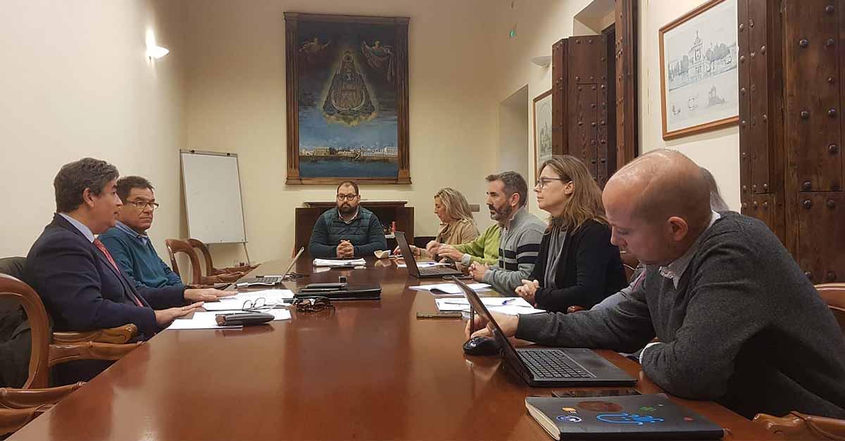 El Puerto Global, a pleno rendimiento, para el garantizar el trabajo no presencial