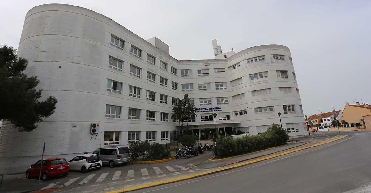 Al menos tres ingresados por coronavirus en el hospital de El Puerto