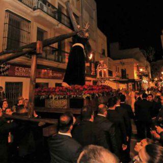 Las salidas procesionales regresan a Cádiz un año y medio después