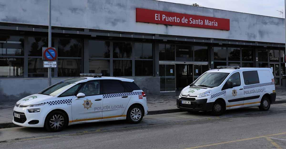 La Policía Local de El Puerto extrema las medidas para proteger a sus agentes