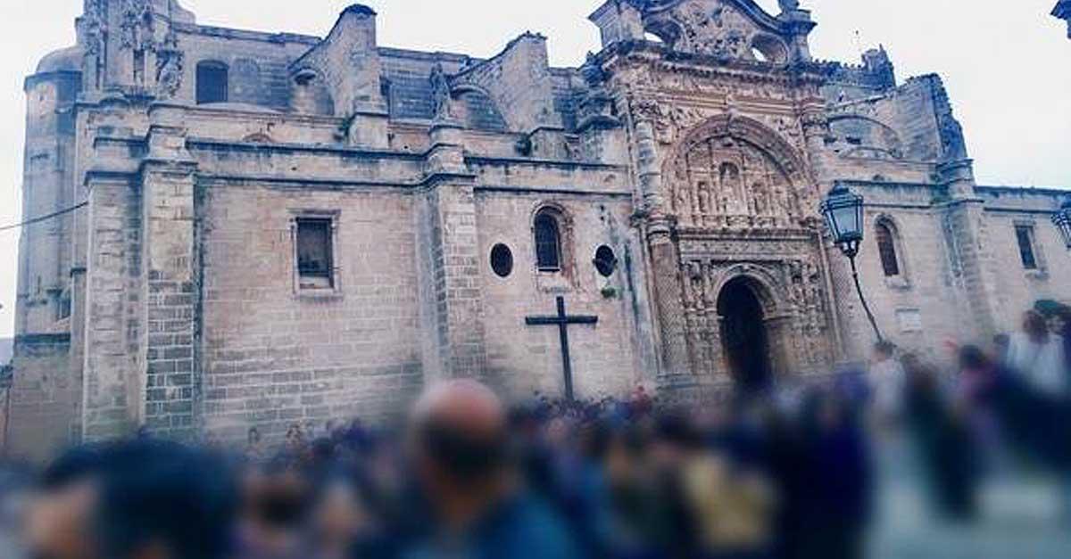 Se suspende el pregón de la Semana Santa de El Puerto