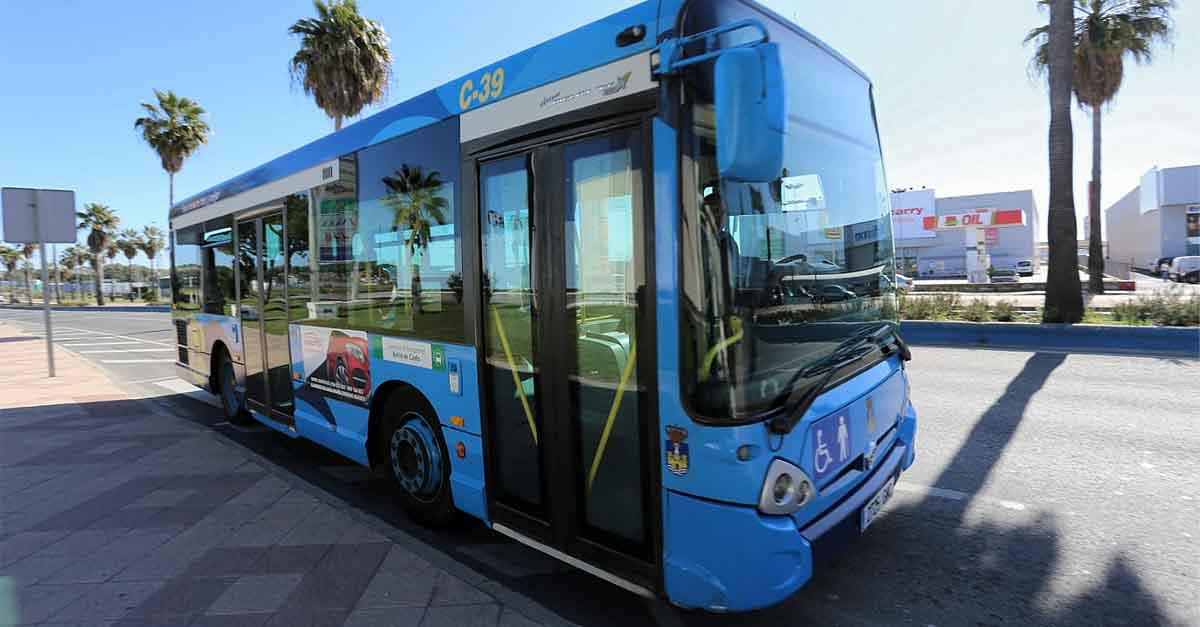 Los precios del bus urbano se mantienen igual este 2020