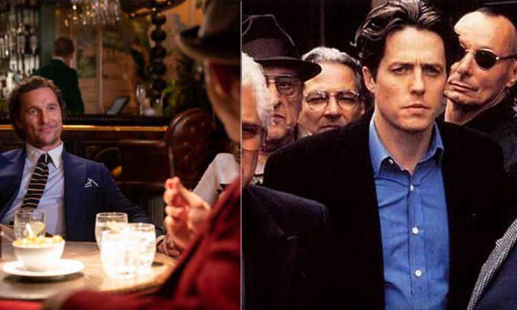 Mafia que entretiene y Hugh Grant protagonista