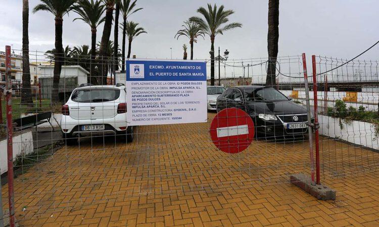 El Ayuntamiento paraliza las obras de Pozos Dulces y recomienda al sector que pare
