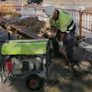 Apemsa comenzará el 7 de mayo la restauración de la fuente de Las Galeras