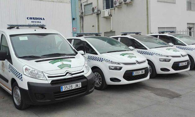 La empresa propietaria de los patrulleros de Policía reclama 30.000 euros