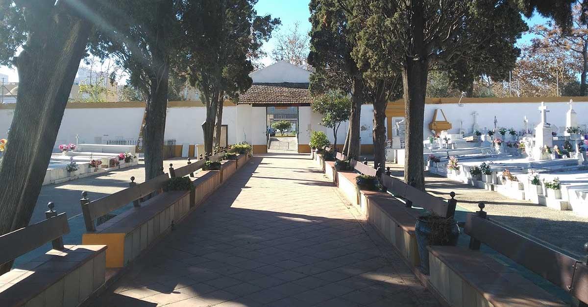 Dispositivo especial en el Cementerio con motivo de la Festividad de Todos los Santos