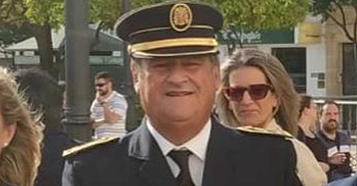 De baja el Jefe de la Policía Local de El Puerto, Muñoz Leonisio