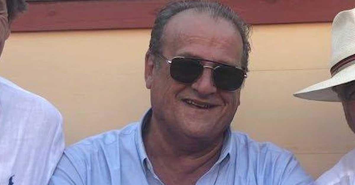 Don Rafael Muñoz Leonisio, póngase la mascarilla y dimita