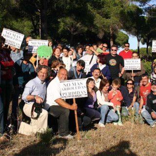 Ecologistas en Acción solicita al Ayuntamiento la anulación del proyecto de Rancho Linares