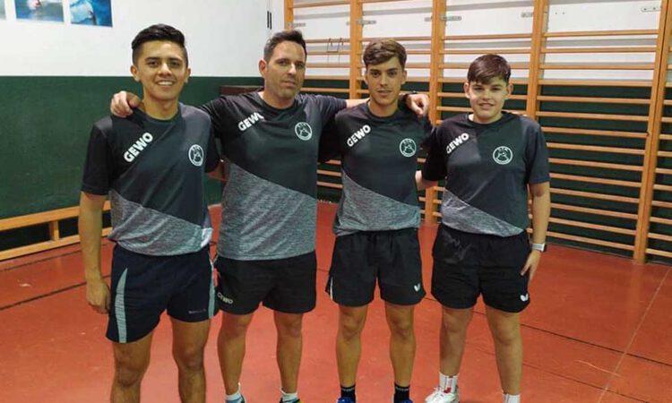 El CTM Portuense asciende a Primera División Nacional de Tenis de Mesa