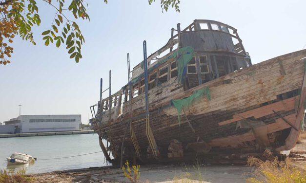 El Vaporcito de El Puerto será restaurado y puesto en exposición
