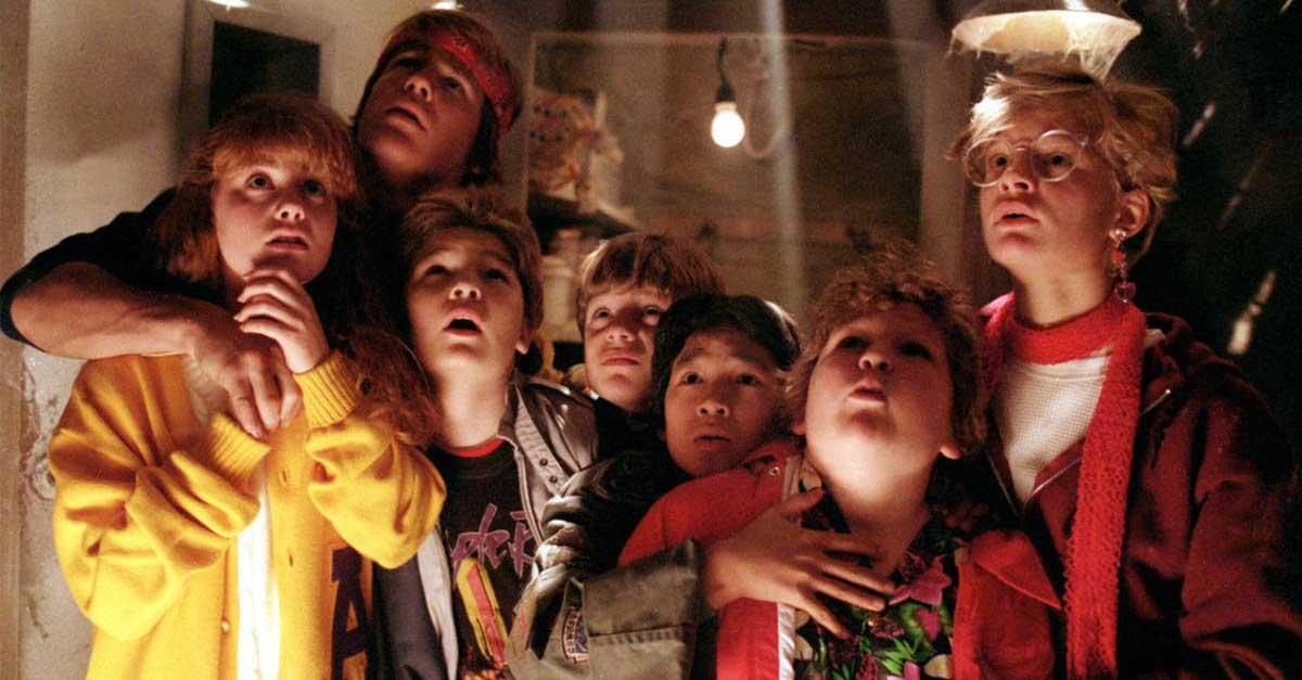 """Los portuenses eligen la película """"Los Goonies"""" para la última sesión del autocine gratuito"""