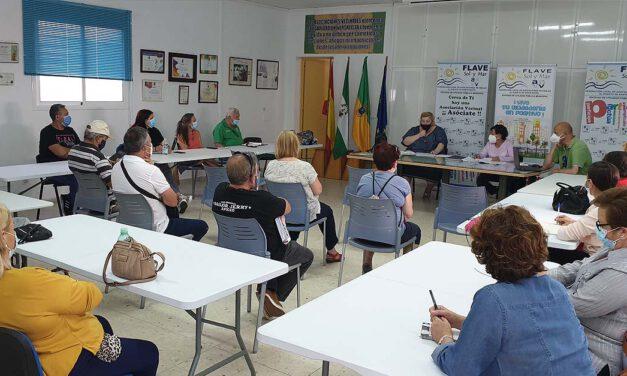 Flave y asociaciones remitirán un escrito al Ayuntamiento pidiendo la firma del convenio