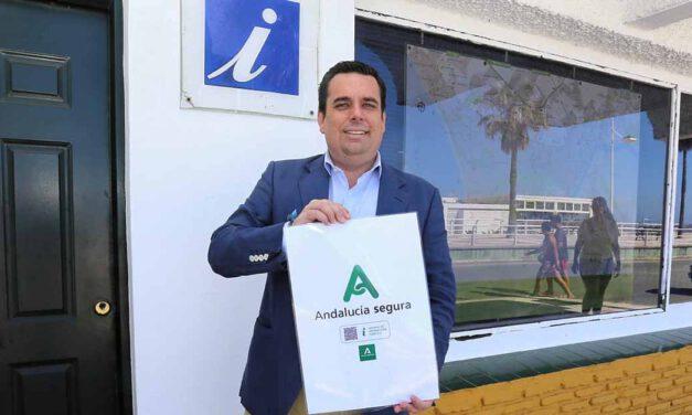 Las oficinas de Turismo abrirán este sábado con el distintivo Andalucía Segura