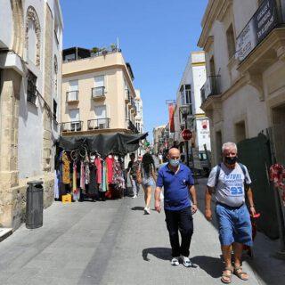 El paro se reduce en El Puerto en 349 personas, con un total de 12.296 desempleados